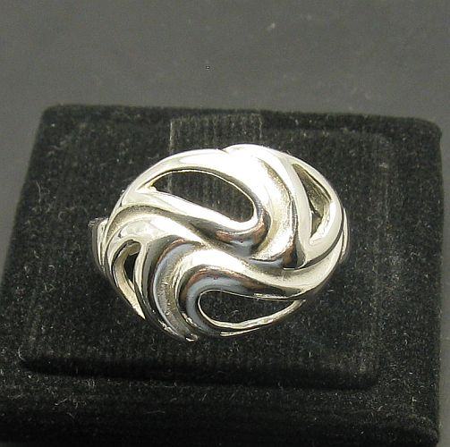 Silver ring - R000973