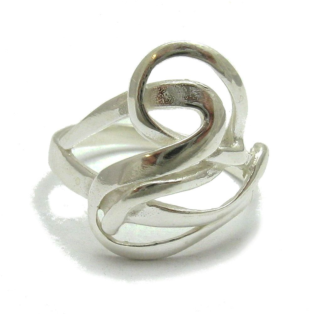 Silver ring - R000976
