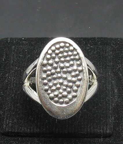Silver ring - R000985