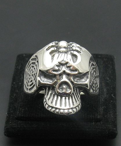 Silver ring - R000987