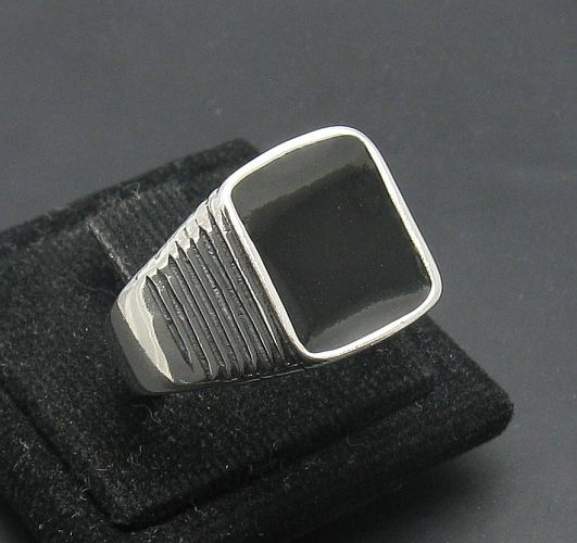 Silver ring - R000998