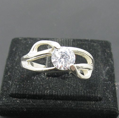 Silver ring - R000999