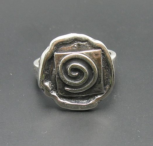 Silver ring - R001015