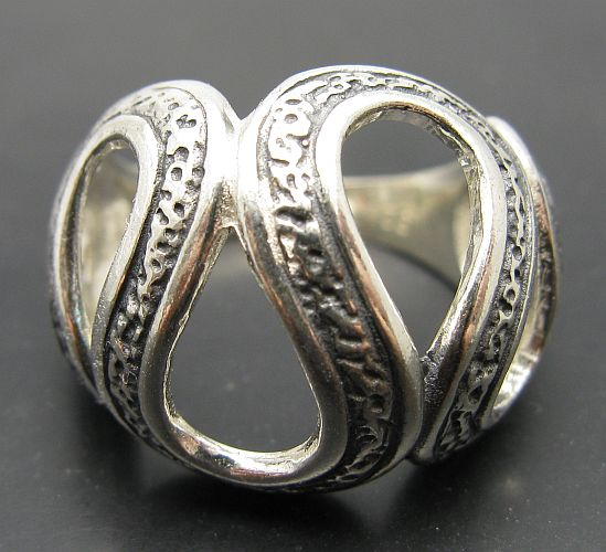 Silver ring - R001017
