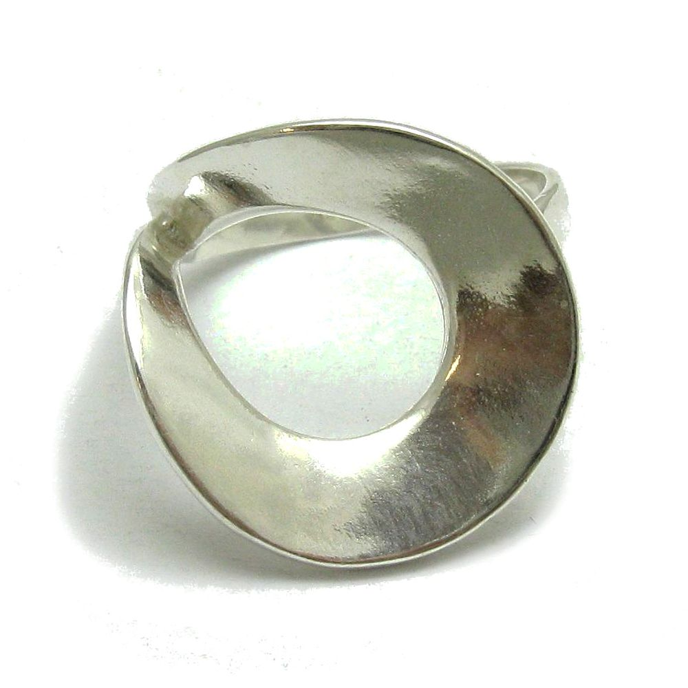 Silver ring - R001020