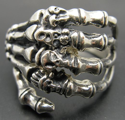 Silver ring - R001024