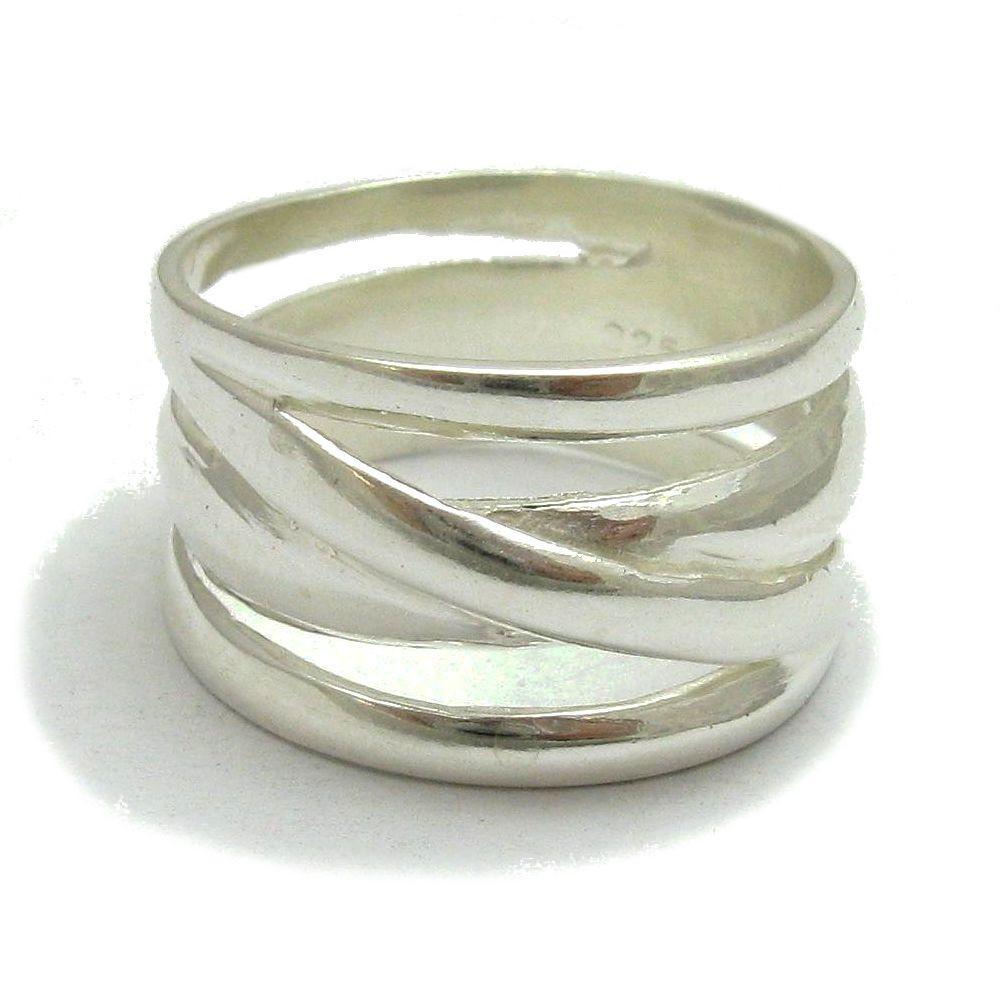 Silver ring - R001028