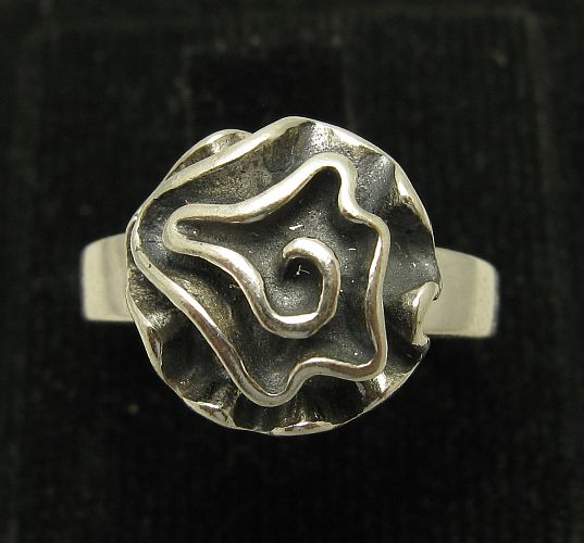Silver ring - R001049