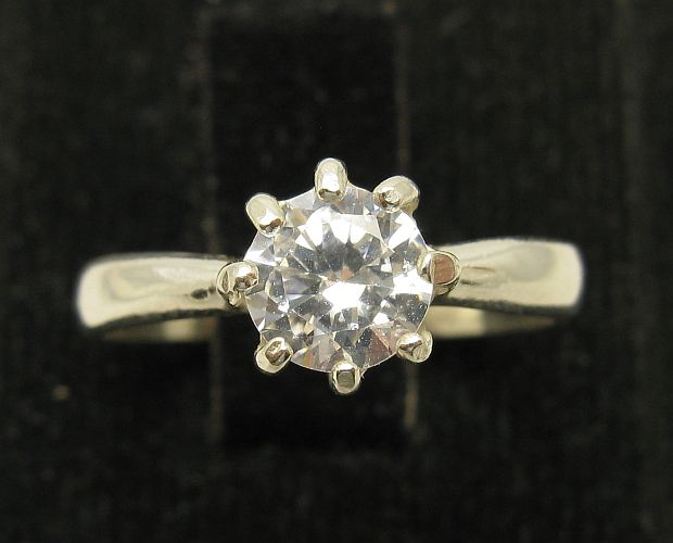 Silver ring - R001054