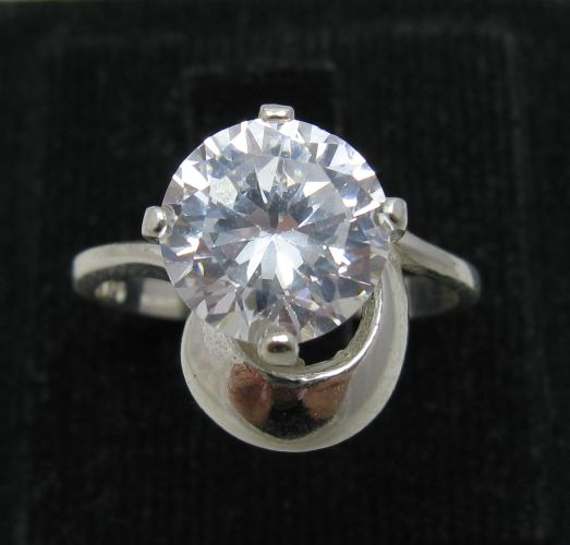 Silver ring - R001061