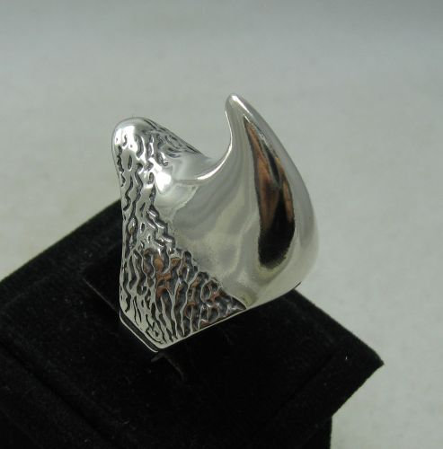 Silver ring - R001062
