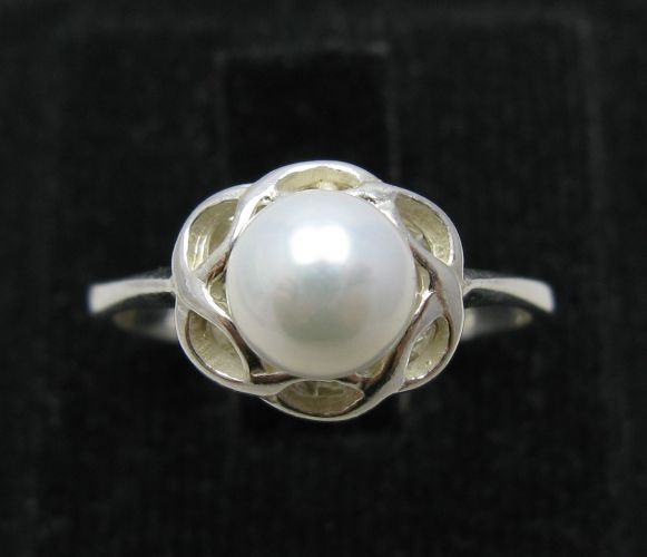 Silver ring - R001067