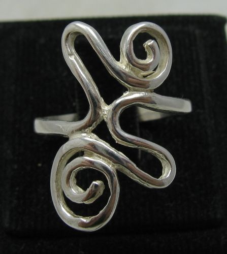 Silver ring - R001068