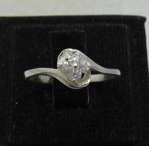 Silver ring - R001090