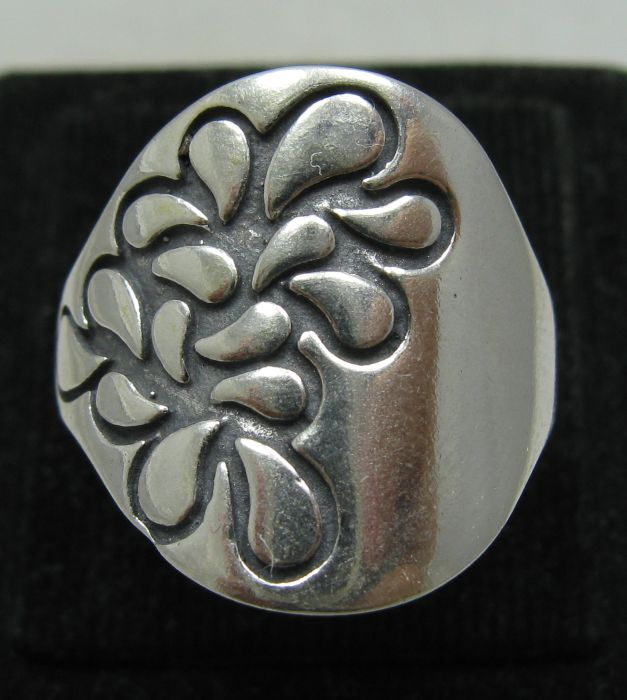 Silver ring - R001104