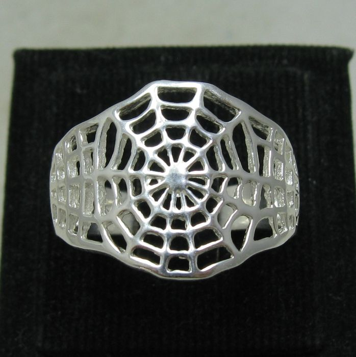 Silver ring - R001123