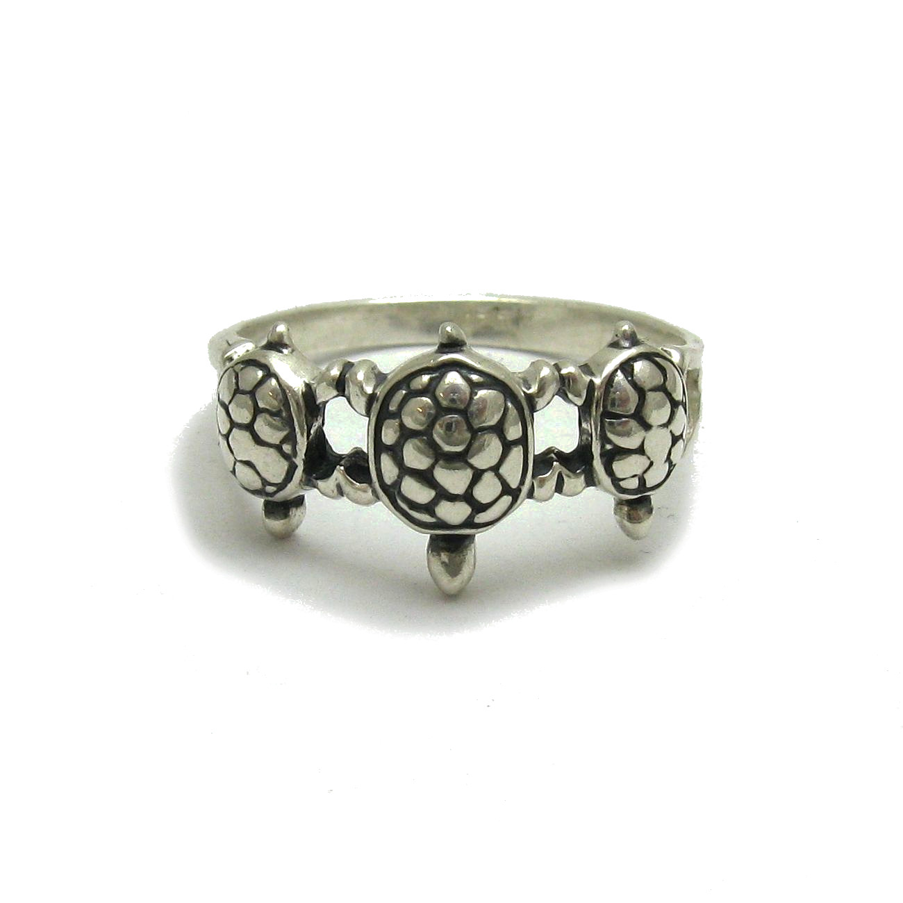 Silver ring - R001127