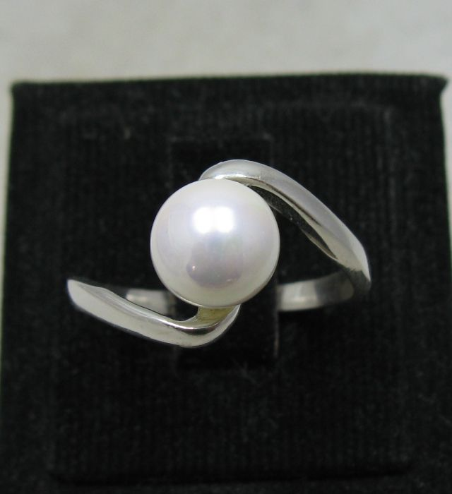 Silver ring - R001143