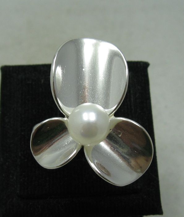 Silver ring - R001144