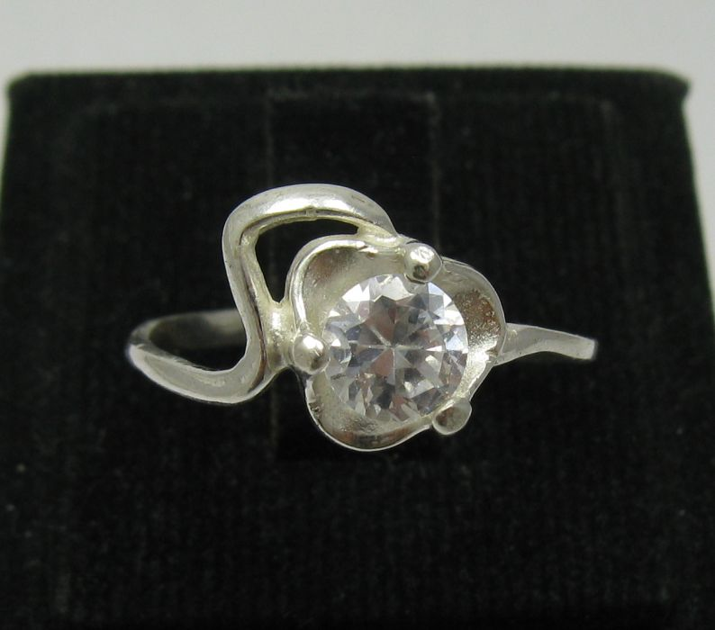 Silver ring - R001204