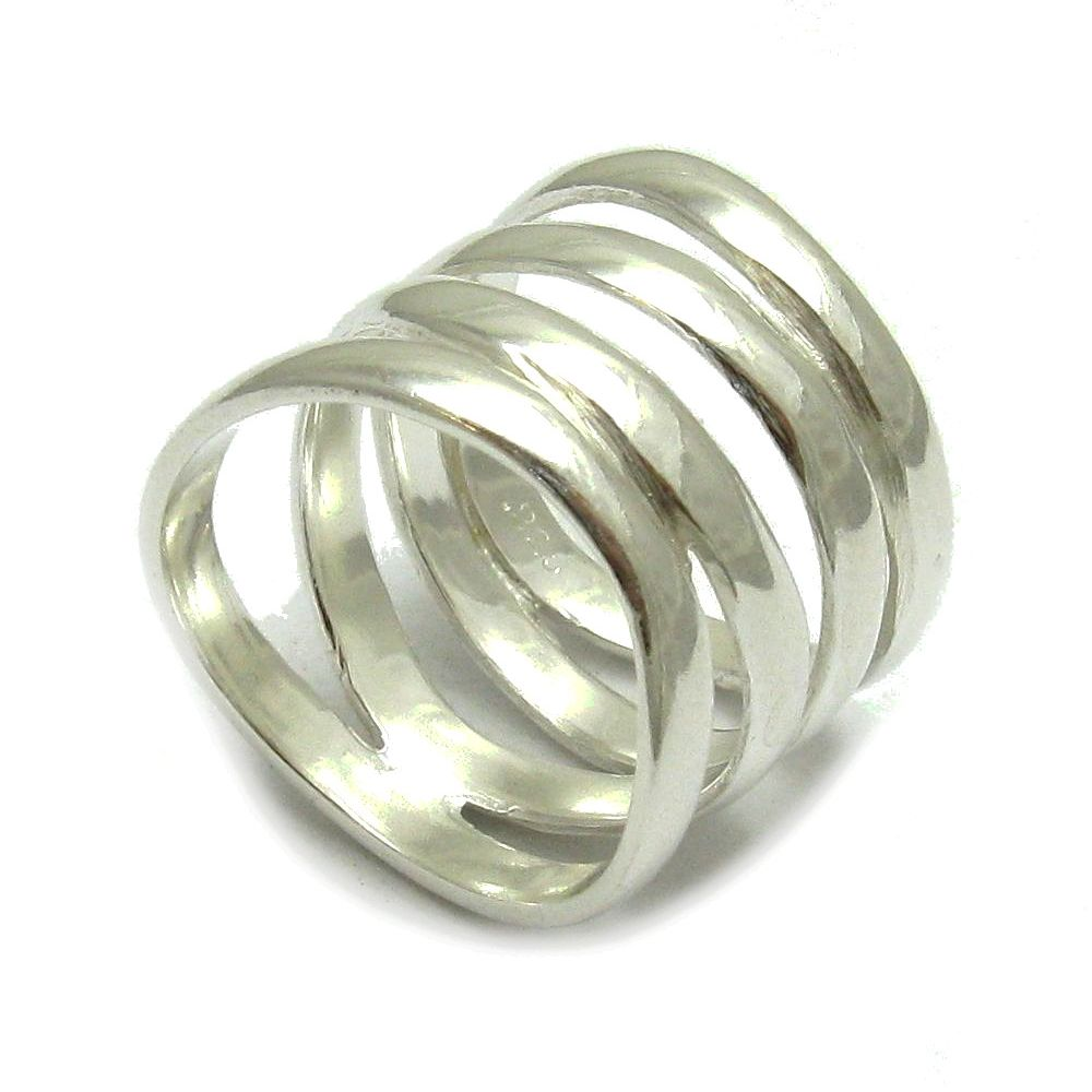 Silver ring - R001226
