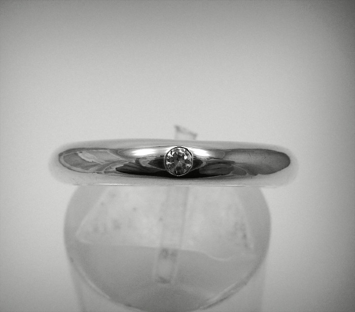 Siilver ring - R001227