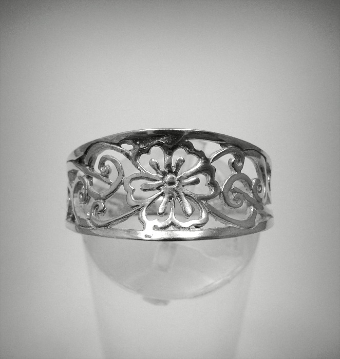 Silver ring - R001240