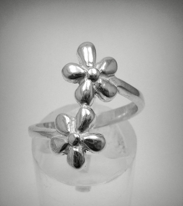 Silver ring - R001289