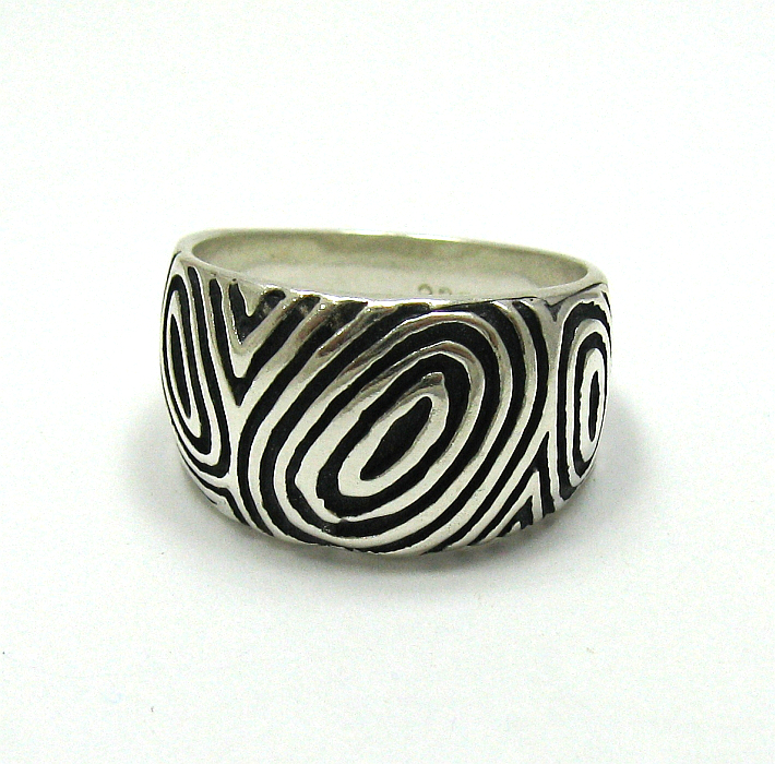 Silver ring - R001305