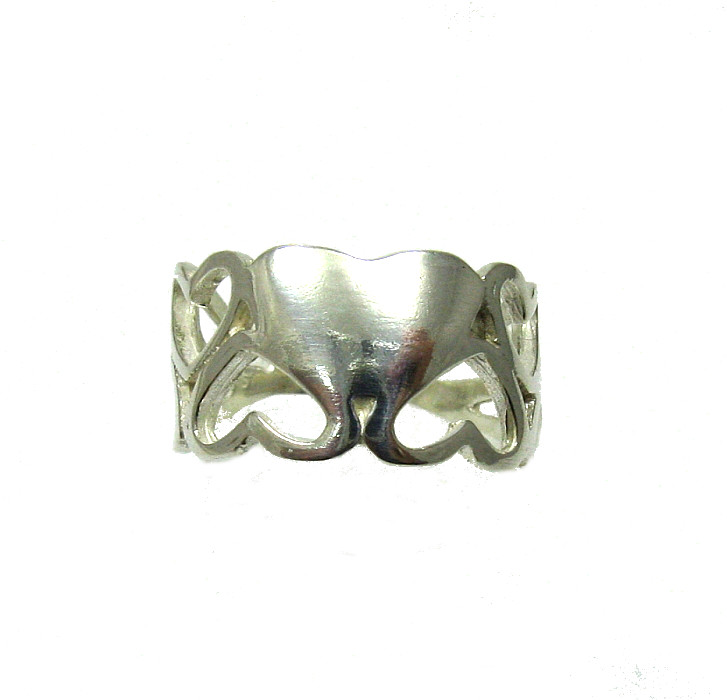 Silver ring - R001316