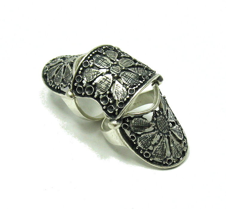 Silver ring - R001323