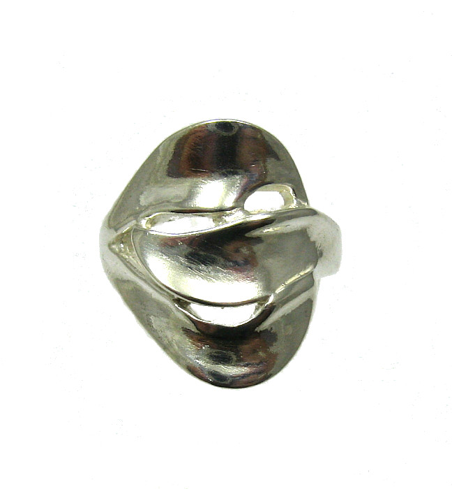 Silver ring - R001328