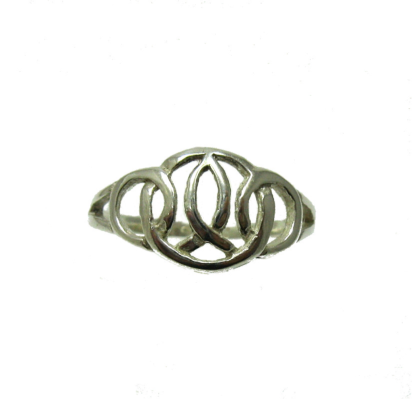 Silver ring - R001336