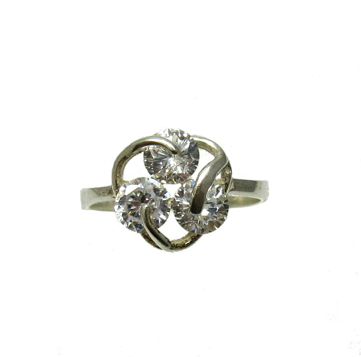 Silver ring - R001337