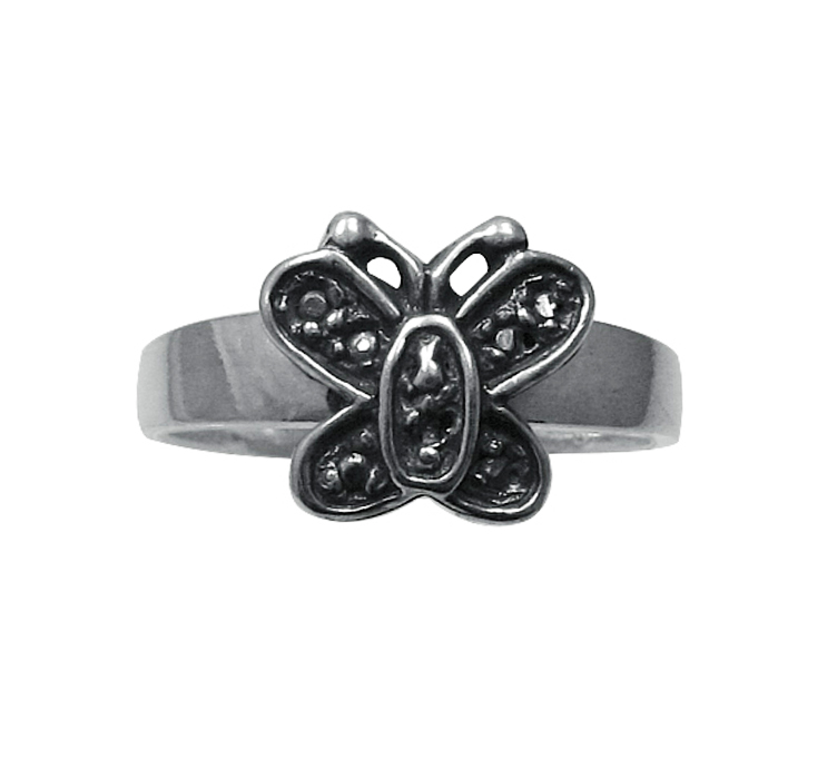 Silver ring - R001368