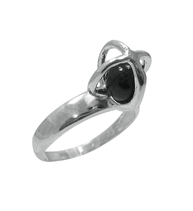 Silver ring - R001371