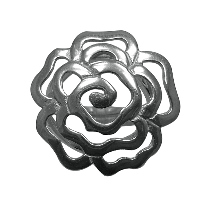 Silver ring - R001384