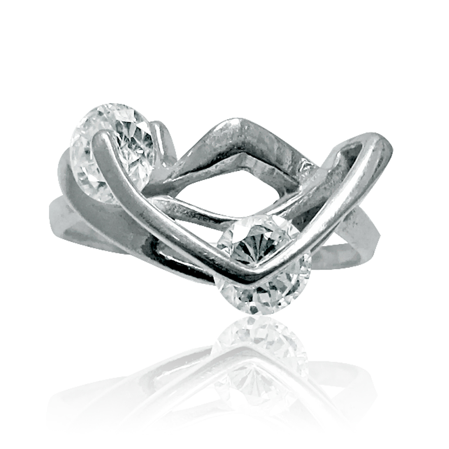 Silver ring - R001391