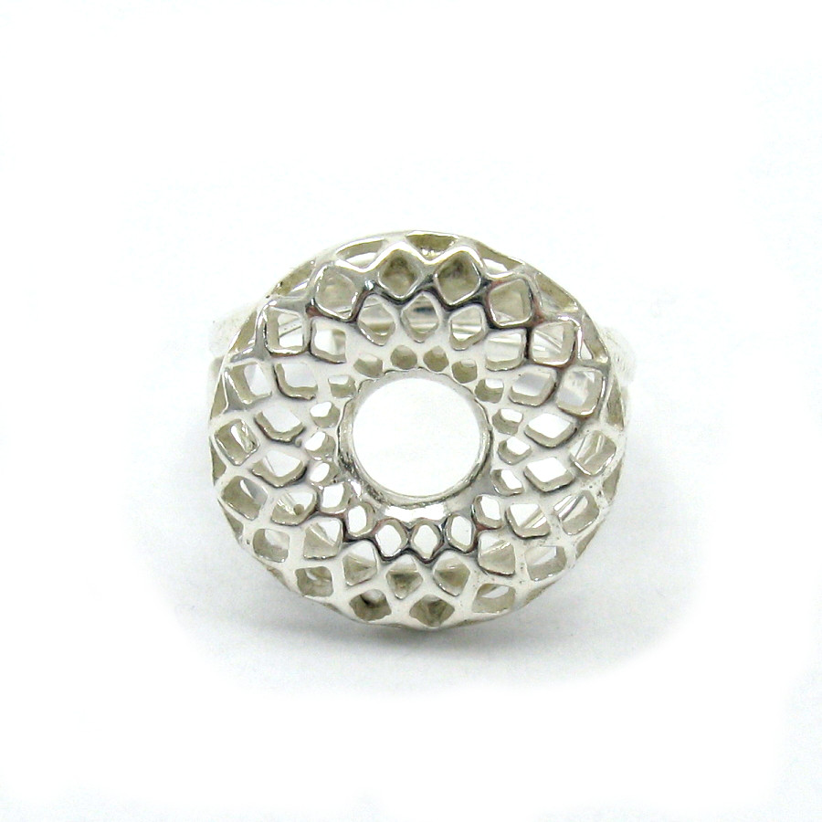 Silver ring - R001400