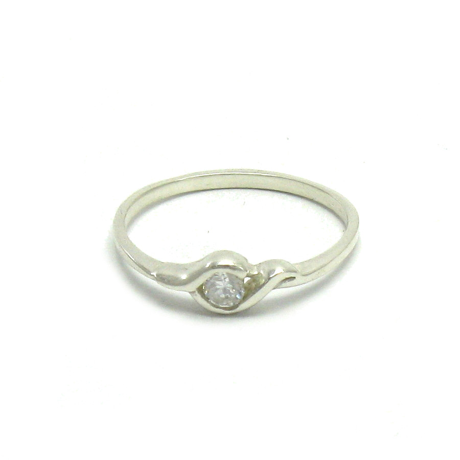 Silver ring - R001409