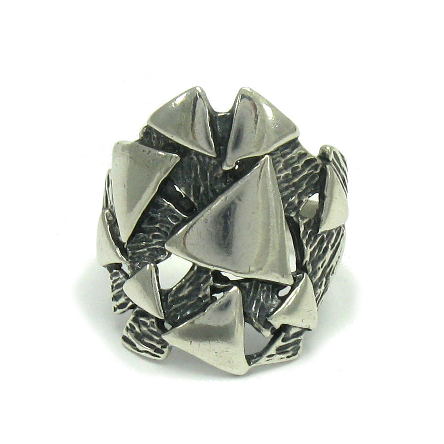 Silver ring - R001411