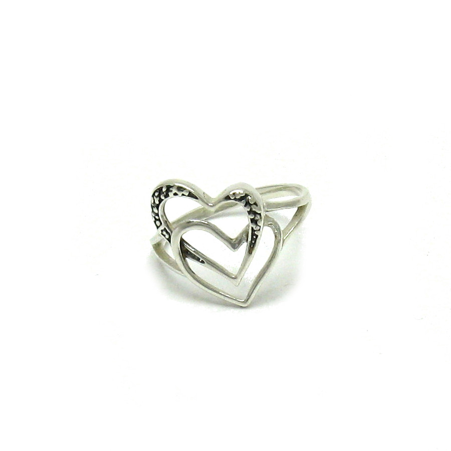 Silver ring - R001427
