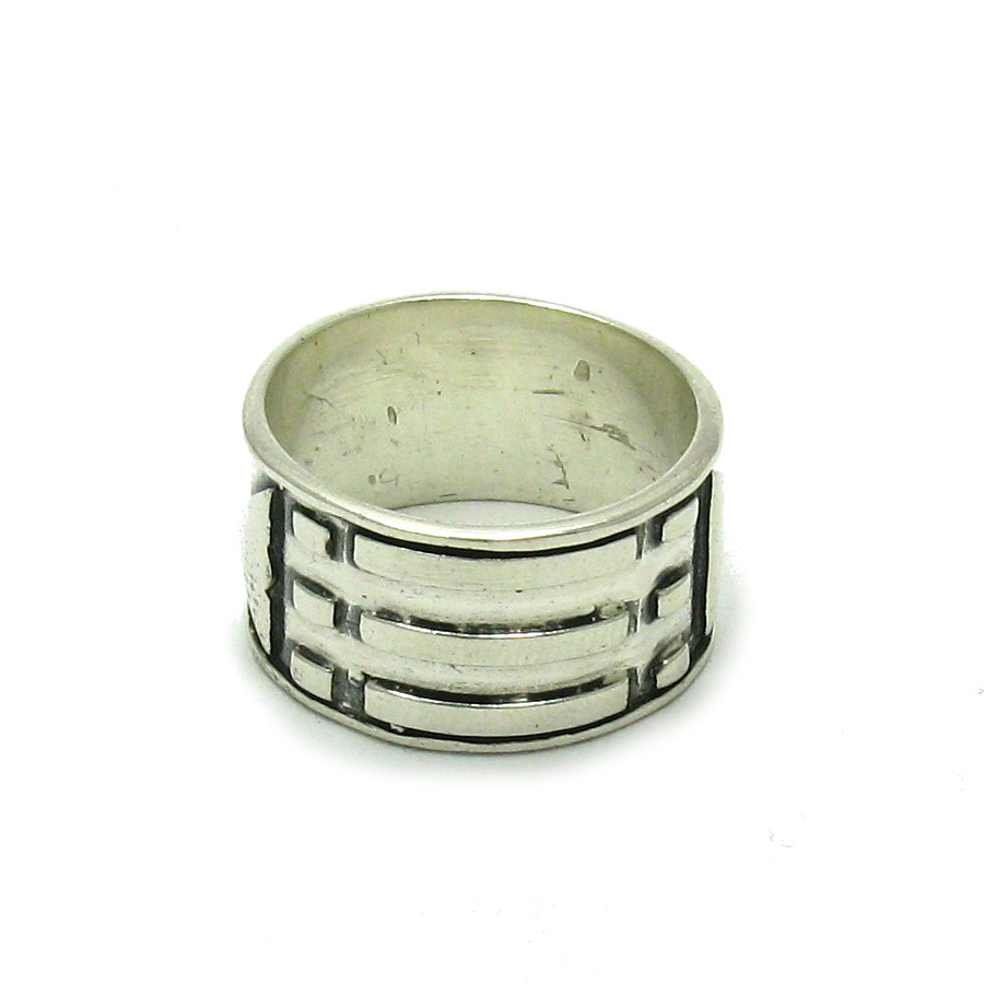 Silver ring - R001436