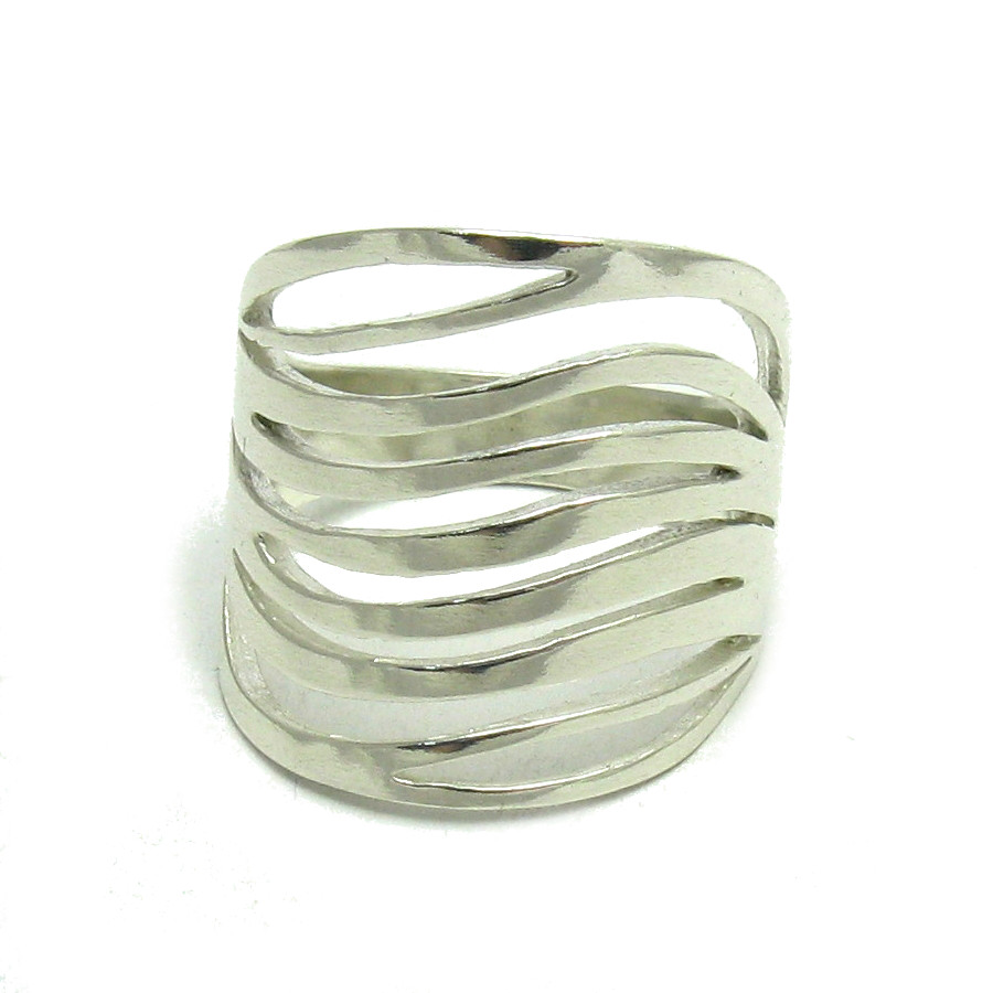 Silver ring - R001455
