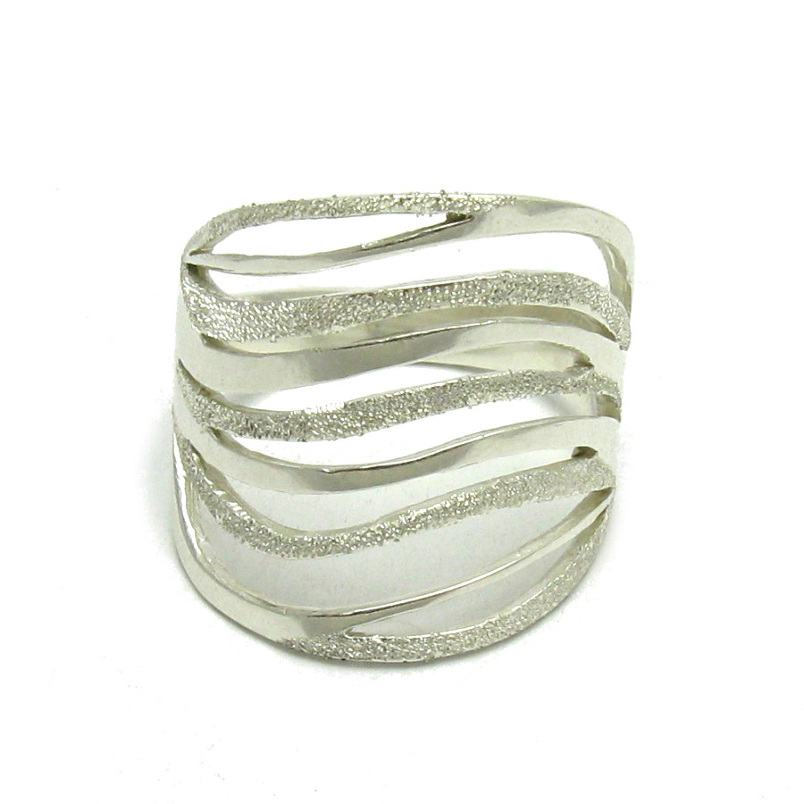 Silver ring - R001455L
