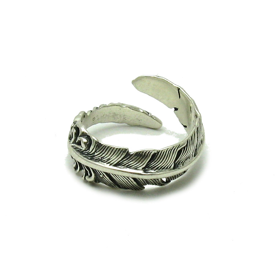 Silver ring - R001474