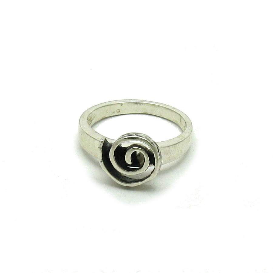 Silver ring - R001479