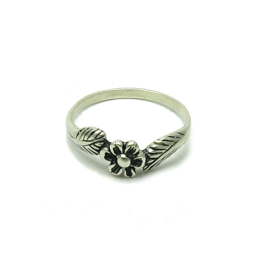 Silver ring - R001483