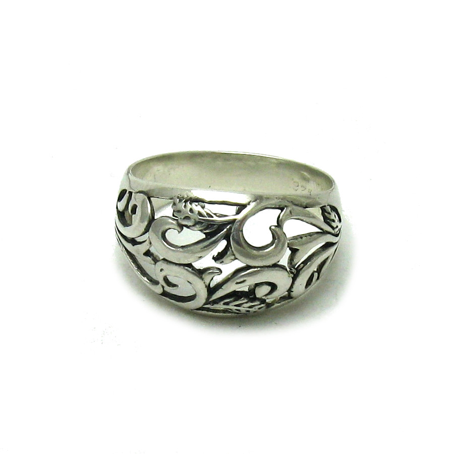Silver ring - R001486
