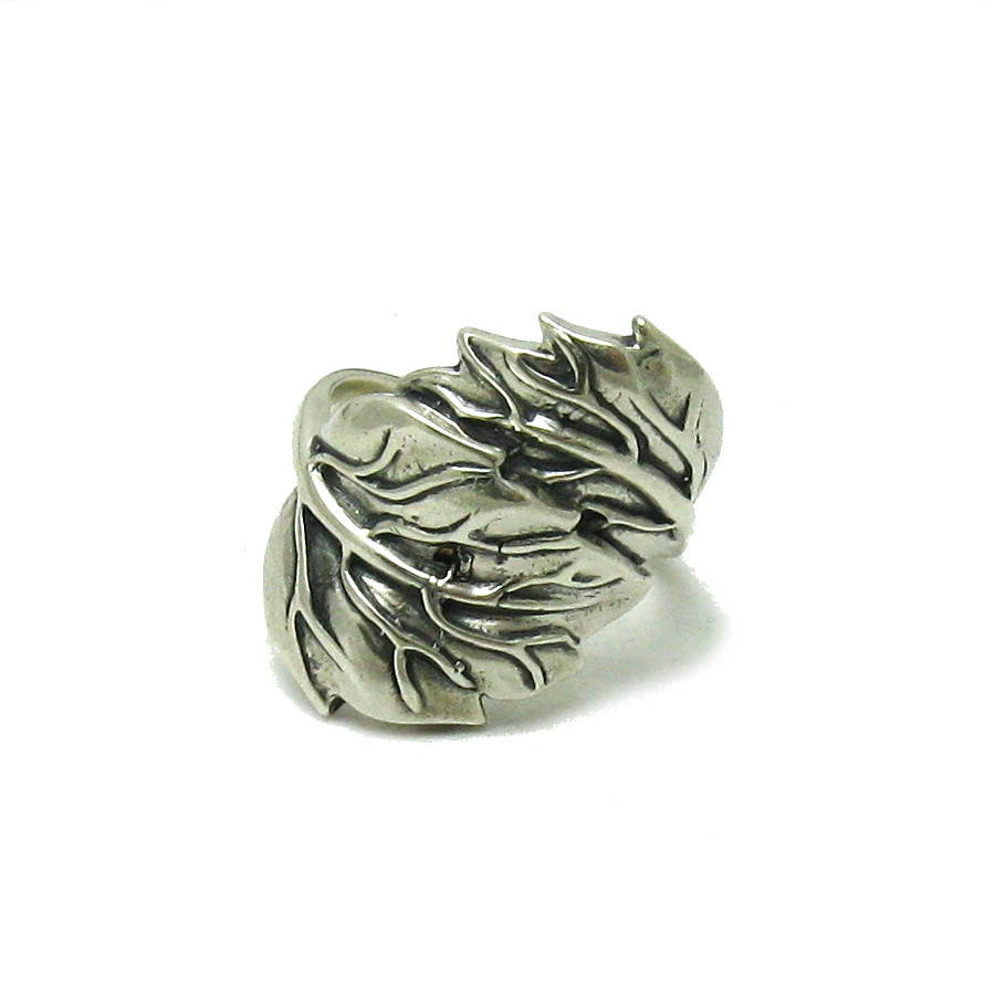 Silver ring - R001493